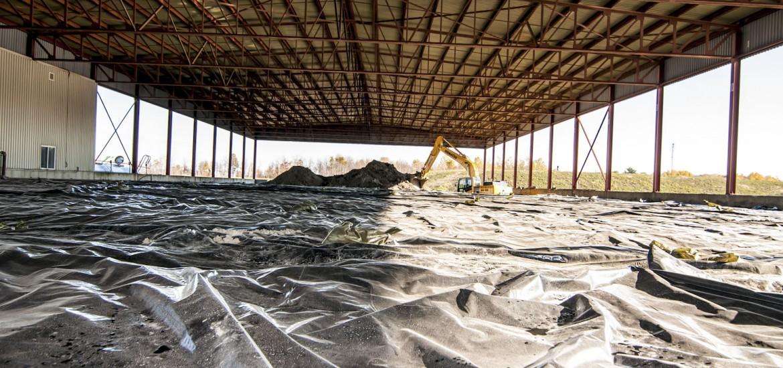 Traitement des sols – Sous plastique – Enfouibec