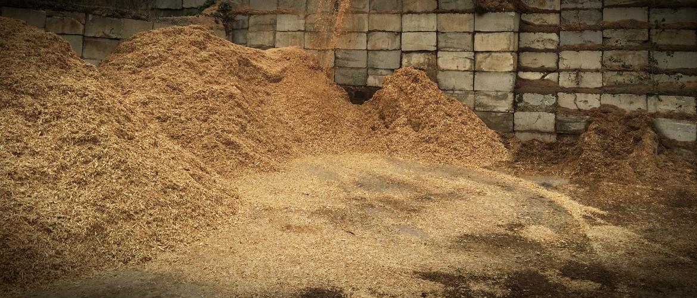 Biomasse à vendre Enfoui-Bec