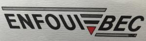 Premier logo d'Enfoui-Bec